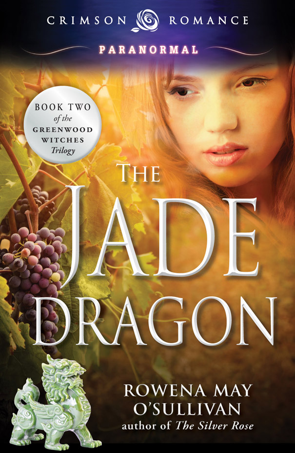 The Jade Dragon - Book 2 in the Greenwood Witches