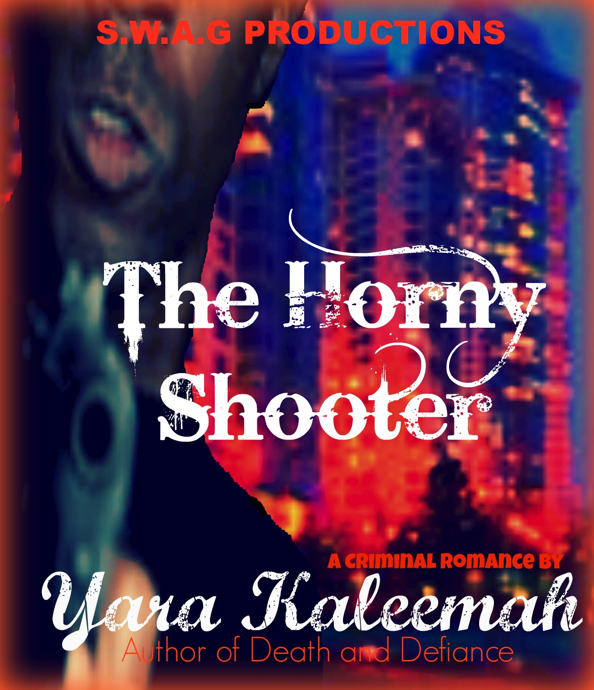 Kory, The Horny Shooter