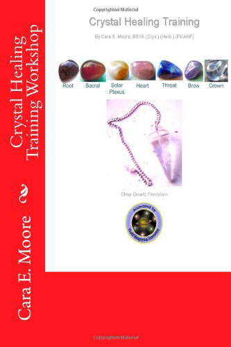 Crystal Healing Training Workshop