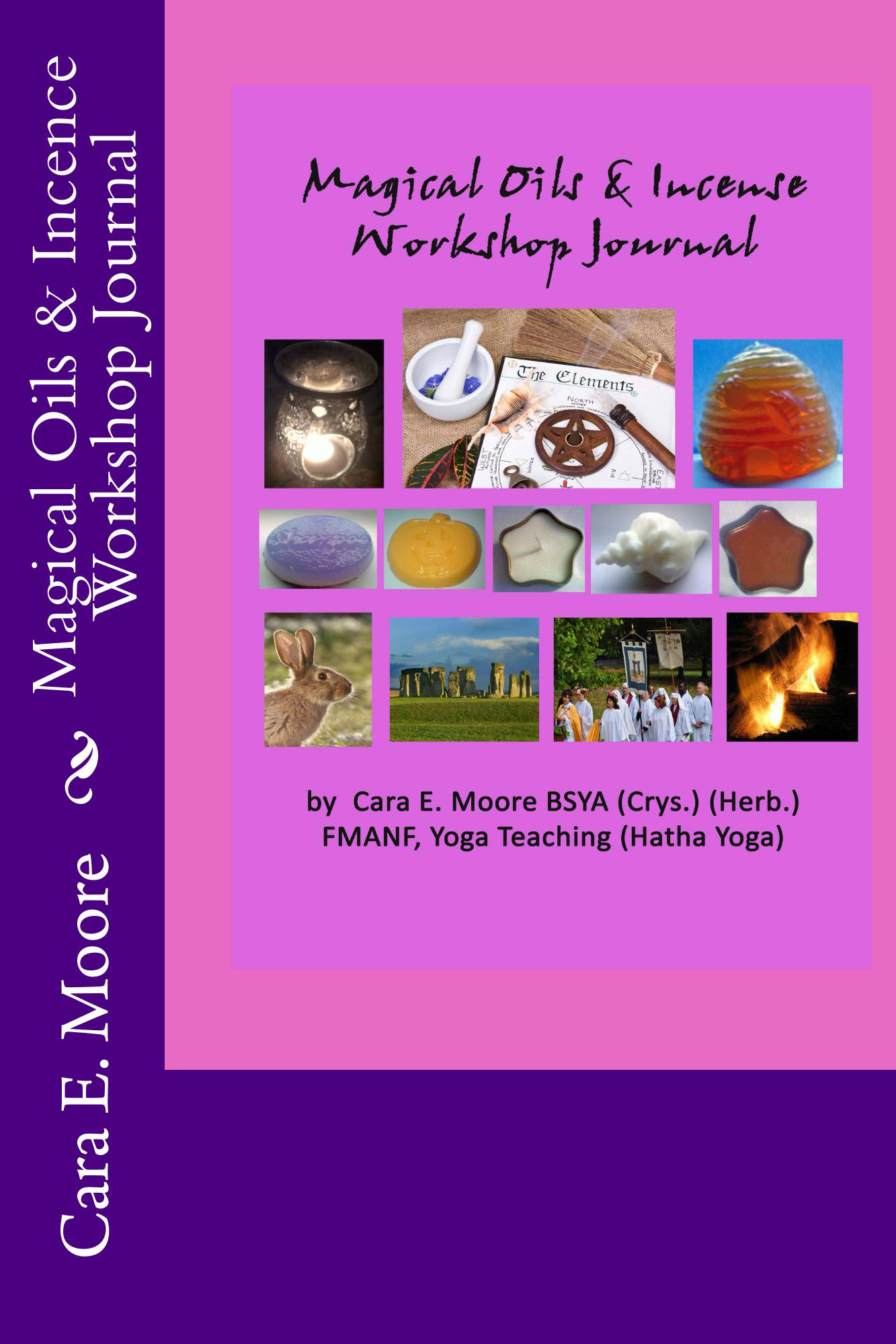 Magical Oils And Incense Workshop Journal