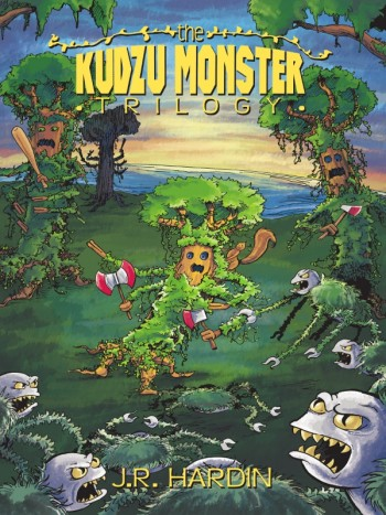 Kudzu monsters are our friends.