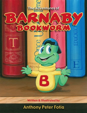 The Adventures of Barnaby Bookworm
