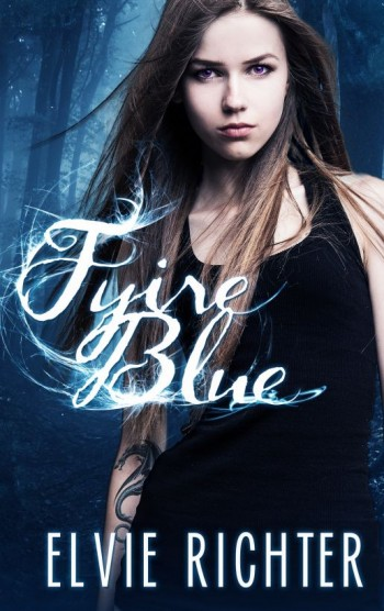 Some Are Born With Fyire Blue in Their Blood