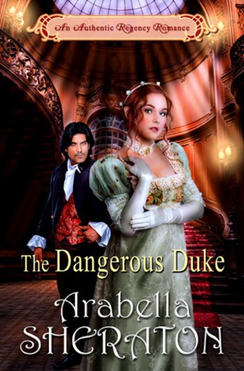 Fenella meets the dangerous duke!