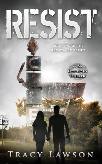 Action and Romance Await Readers in Resist: Book T