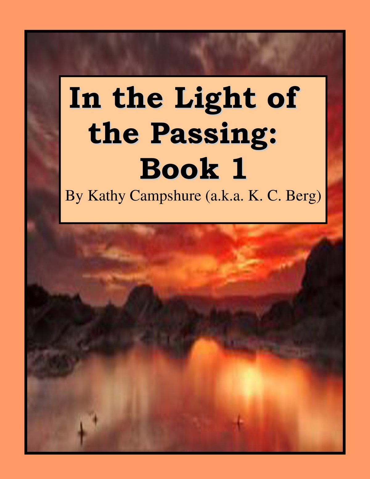 In the Light of the Passing: Book 1