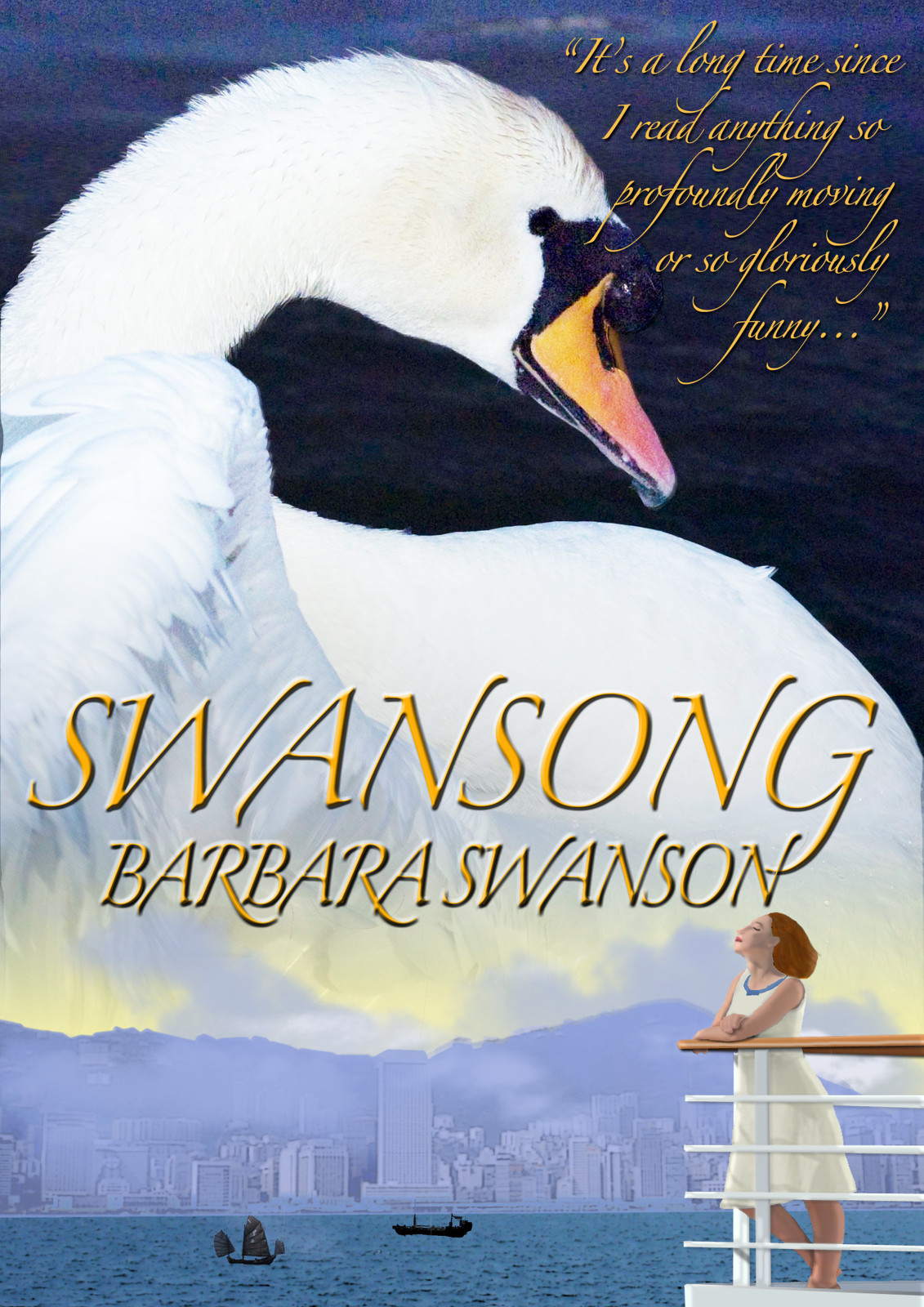 Extract from 'Swansong'