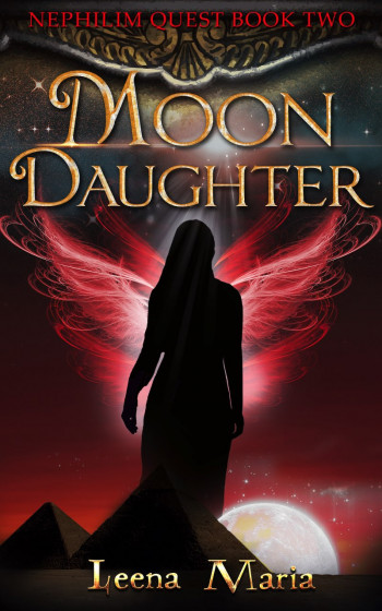 Moon Daughter: Nephilim Quest Book Two