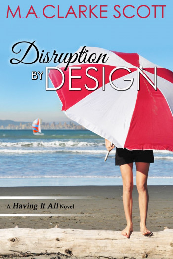 Disruption by Design out Jan. 1, 2018!