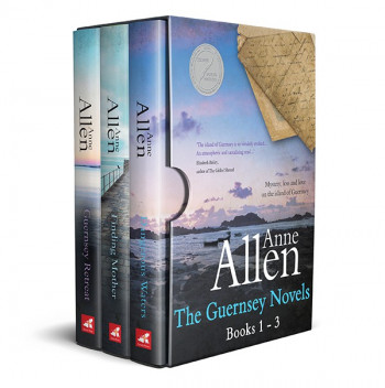 The Guernsey Novels by Anne Allen - Boxset 1