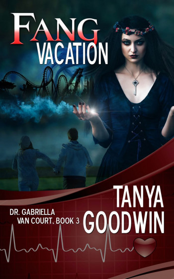 Fang Vacation-Dr. Gabriella Van Court Book Three