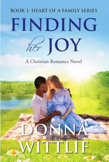 Finding Her Joy: Book 1 of Heart of A Family Series