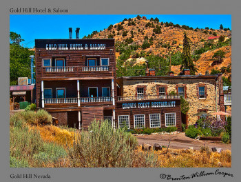 Gold Hill Saloon